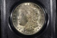 1921 MORGAN DOLLAR PCGS MS 63