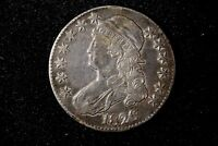 1826 CAPPED BUST HALF O 102 XF