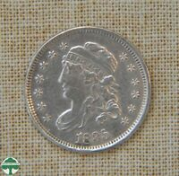 1835 CAPPED BUST HALF DIME   EXTRA FINE DETAILS