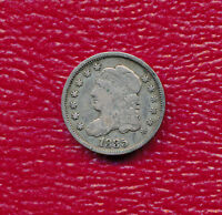 1835 CAPPED BUST HALF DIME FABULOUS LY CIRCULATED COIN SHIPS FREE