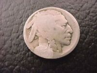 1913-S VARIETY II BUFFALO NICKEL SUPERIOR  DATE COIN    501
