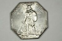 1925 NORSE MEDAL THICK GEM BU