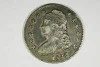 1832 CAPPED BUST HALF SMALL LETTERS O 103 R1 XF