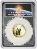 2019 W APOLLO 11 50TH ANNIVERSARY $5 GOLD COMMEM PCGS PR69DC