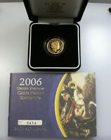 2006 UNITED KINGDOM GOLD PROOF SOVEREIGN