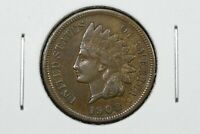 1908 S INDIAN HEAD CENT KEY DATE  CHOICE XF