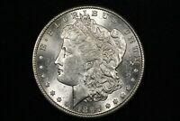 1897-S MORGAN DOLLAR, BRILLIANT UNCIRCULATED