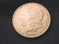1890 MORGAN DOLLAR   DOLLAR--NO RESERVE  1720