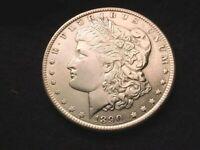 1890 MORGAN DOLLAR   DOLLAR--NO RESERVE  1725