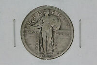 1926 UNITED STATES STANDING LIBERTY SILVER QUARTER $0.25