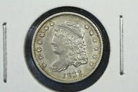 1832 CAPPED BUST HALF DIME XF