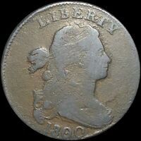 1800/79 DRAPED BUST LARGE CENT NICELY CIRCULATED HIGH END PH