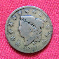 1827 US COIN LIBERTY HEAD WITH