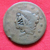1835 US COIN LIBERTY HEAD WITH