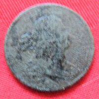1806 1/2 CENT, AG OVER 200 YEARS OLD  - C123