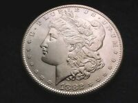 1882-S MORGAN DOLLAR SUPERIOR GEM BU DOLLAR   20