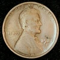 1922-D LINCOLN WHEAT CENT