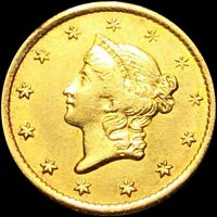 1851 O RARE GOLD DOLLAR NEARLY UNCIRCULATED NEW ORLEANS $1 L