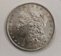 1881 MORGAN SILVER DOLLAR MIND CONDITION WITH LADY LIBERTY & EAGLE