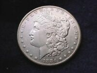 1884-S MORGAN DOLLAR SUPERIOR KEY DATE COIN    50