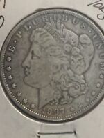 1897O VAM 2 OR MAYBE 12 MORGAN SILVER DOLLAR GREAT DETAILS  COIN