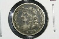 1834 CAPPED BUST HALF DIME, FINE
