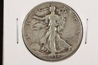 1934 S 50C WALKING LIBERTY HALF DOLLAR FINE