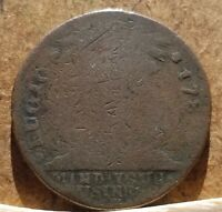 1787 FUGIO CENT MIND YOUR BUSINESS/13 INTERLINKED CHAINS