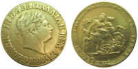 1820 GREAT BRITAIN GEORGE III GOLD SOVEREIGN