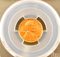 1930 S PCGS GRADED MINT STATE 66RD CAC RED LINCOLN WHEAT CENT 392