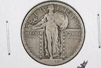 1918 S STANDING LIBERTY QUARTER CHOICE FINE