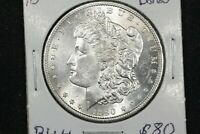 1890 S MORGAN DOLLAR BU