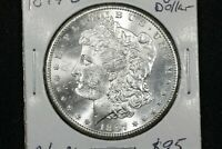 1897 S MORGAN DOLLAR CHOICE BU