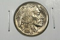1938 D BUFFALO NICKEL GEM BU