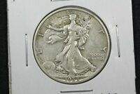 1933 S WALKING LIBERTY HALF DOLLAR CHOICE XF