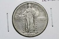 1918 STANDING LIBERTY QUARTER CHOICE XF