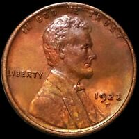 1922 D LINCOLN WHEAT PENNY NEARLY UNCIRCULATED DENVER REDDIS