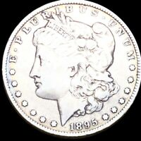 1895 O MORGAN SILVER DOLLAR LIGHTLY CIRCULATED NEW ORLEANS K