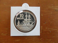 1988 $10 SILVER PROOF COIN: