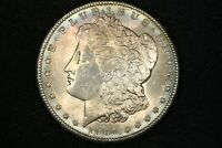 1904 O MORGAN DOLLAR CHOICE BU NICE COLOR