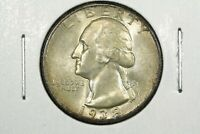 1938 WASHINGTON QUARTER NEAR GEM BU