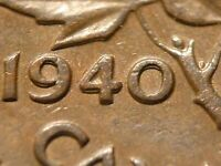1942 CENT ZOELL R63D DOUBLE 940  WITH DOUBLED LEAF