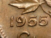 1955 SF CENT ZOELL P79Q FILLED 9; NICER GRADE
