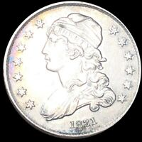 1831 CAPPED BUST QUARTER CLOSELY UNCIRCULATED PHILADELPHIA 2