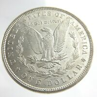 1897 P MORGAN DOLLAR UNITED STATES OF AMERICA UNCIRCULATED COIN N576