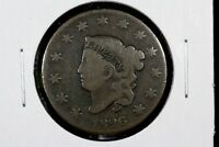 1826 LARGE CENT, GOOD