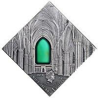 ART THAT CHANGED THE WORLD SERIES   GOTHIC   NIUE   2014   SILVER COIN