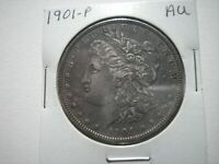 SBB54 USA 1901 P SILVER MORGAN DOLLAR
