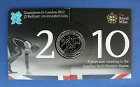 2010 ROYAL MINT 5 COIN PACK