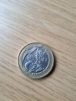 2002 COMMONWEALTH GAMES 2 COIN   NORTHERN IRELAND